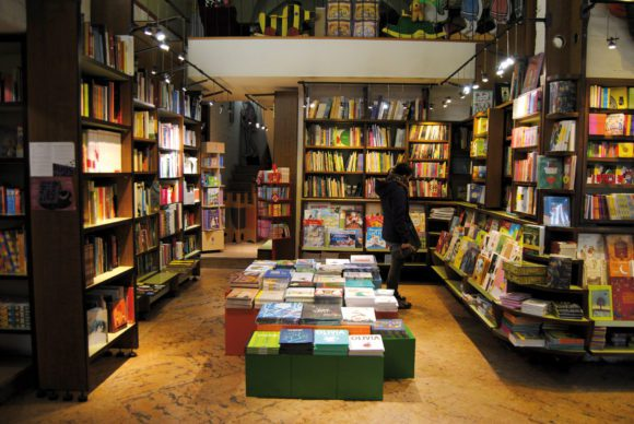 Libreria Stoppani Bologna