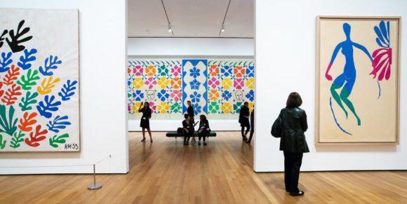 Henri Matisse: The Cut-Outs, Moma ottobre 2014-febbraio 2015