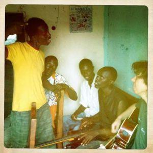 Lorenzo Frizzera in Burundi