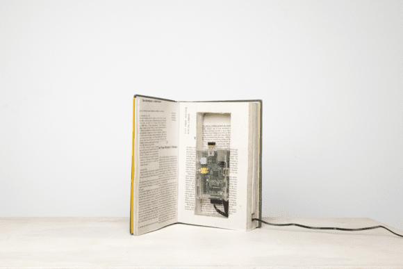 Bibliotheca di Rotterdam, biblioteca offline di pubblicazioni digitali