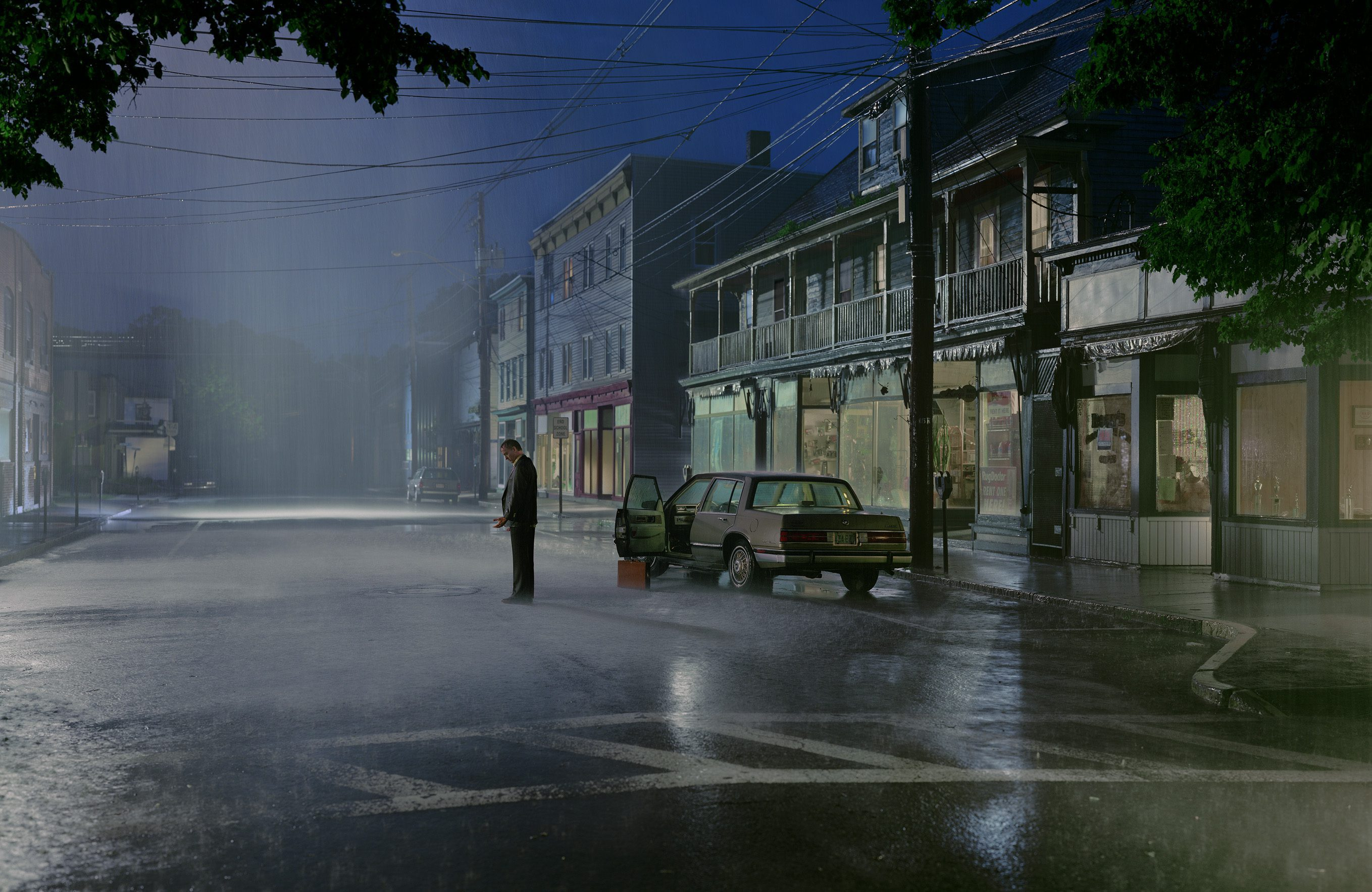 """n.29 di ""Beneath the Roses"", Gregory Crewdson, 2006"