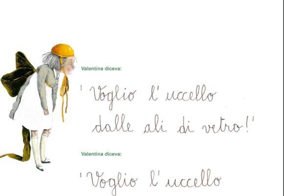 La voliera d'oro, Anna Castagnoli, Topipittori 2015