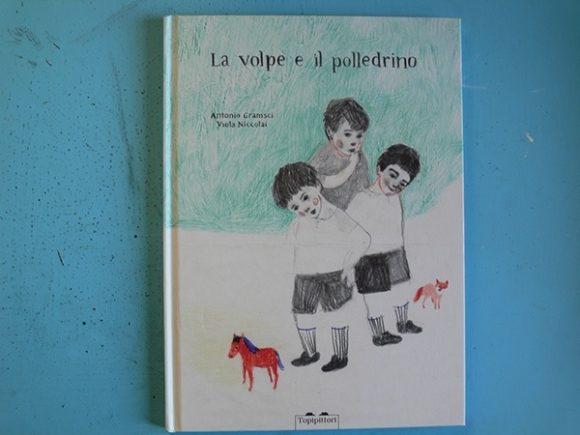 La volpe e il polledrino, Viola Niccolai, Topipittori 2014